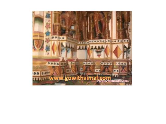 Bhandasar Jain Temple, Bikaner, architecture