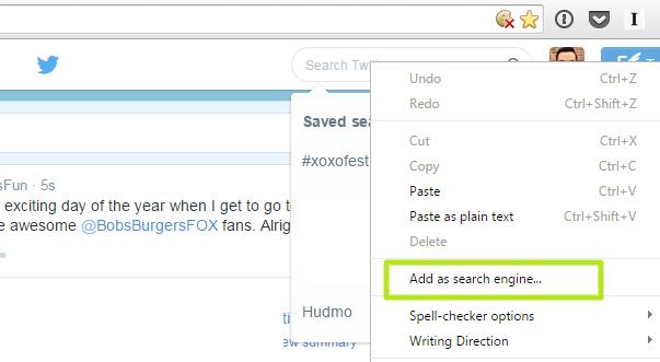 Cara Setting Website Menjadi Sebuah Search Engine/Mesin Pencari Utama pada Chrome