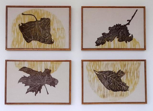Mostra itinerante de artes plásticas pode ser vista no Senac até 13 de janeiro