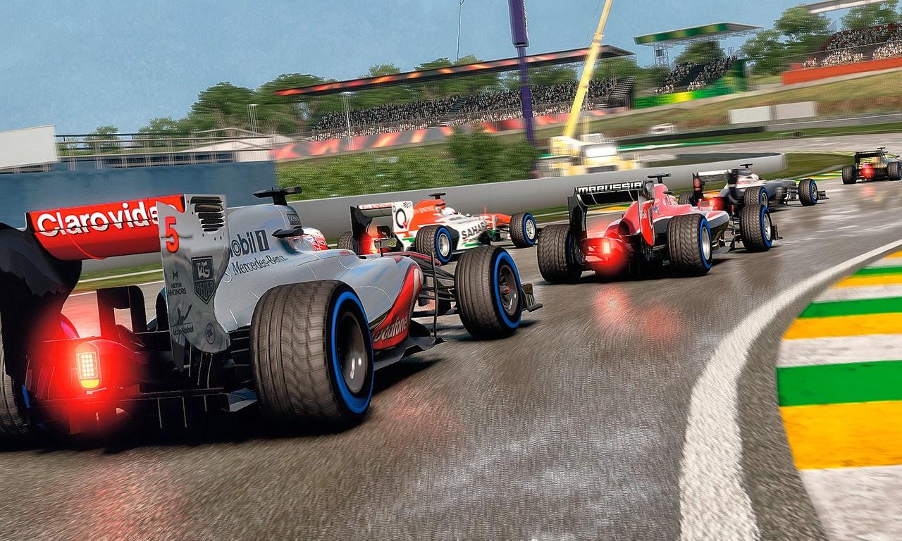 F1: F1 (Formula 1) 2013 Racing PC Games Download