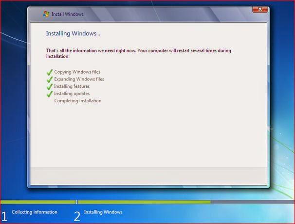 7 - windows 7 install In Hindi