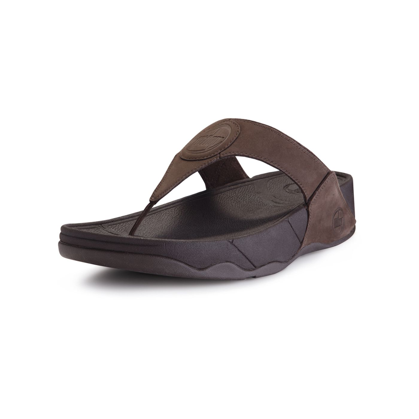 e5a2c812848c52 Fitflop Womens Walkstar Iii Nubuck Thong Sandals
