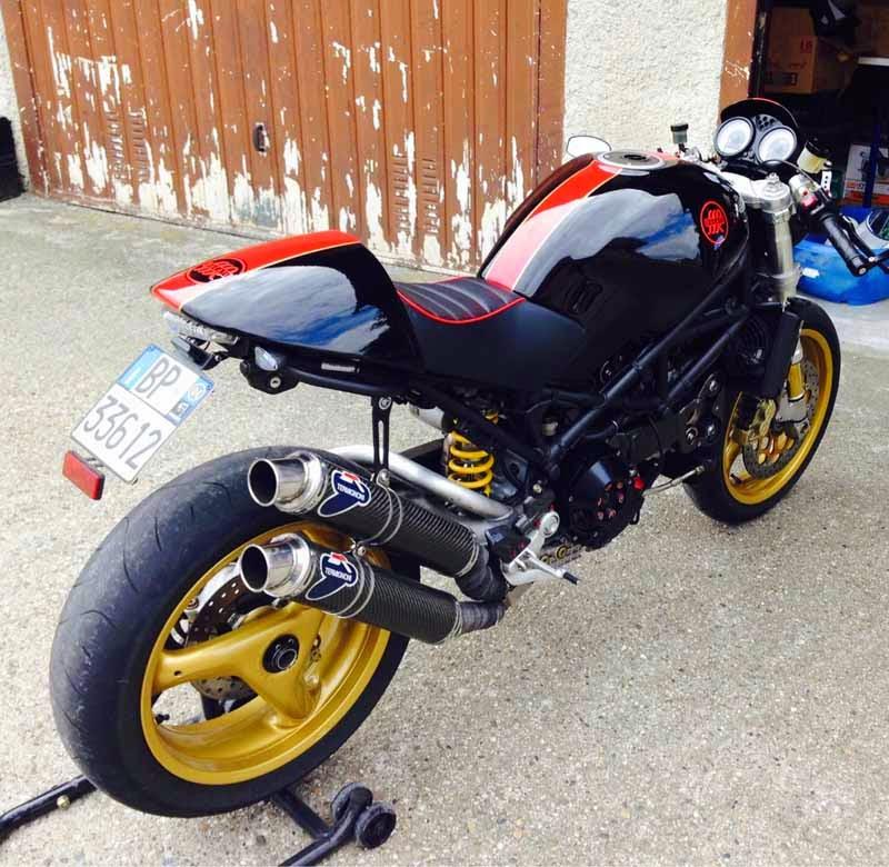 Aneka Modifikasi: Galeri Foto Modifikasi Motor Sport