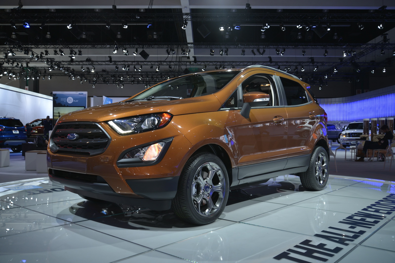 ford s baby suv the new ecosport lands in the us. Black Bedroom Furniture Sets. Home Design Ideas