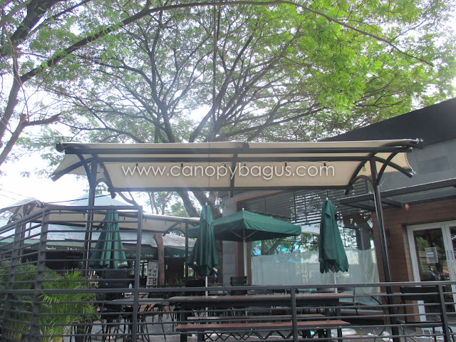 tenda membrane kafe tangerang