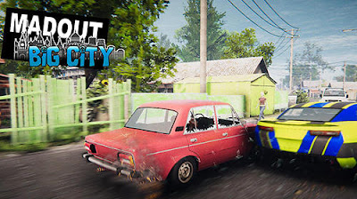 MadOut2 BigCityOnline Apk + Mod Money + Data for Android