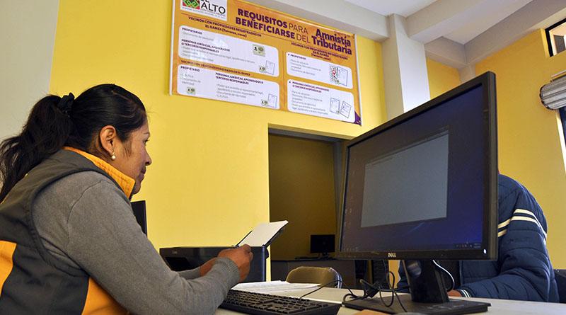 Se abrirán nuevos centros de recaudación dijo el secretario Municipal de Administración y Finanzas