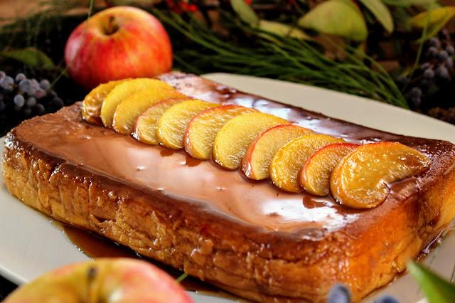 5 recetas hechas con Manzanas para estas fechas