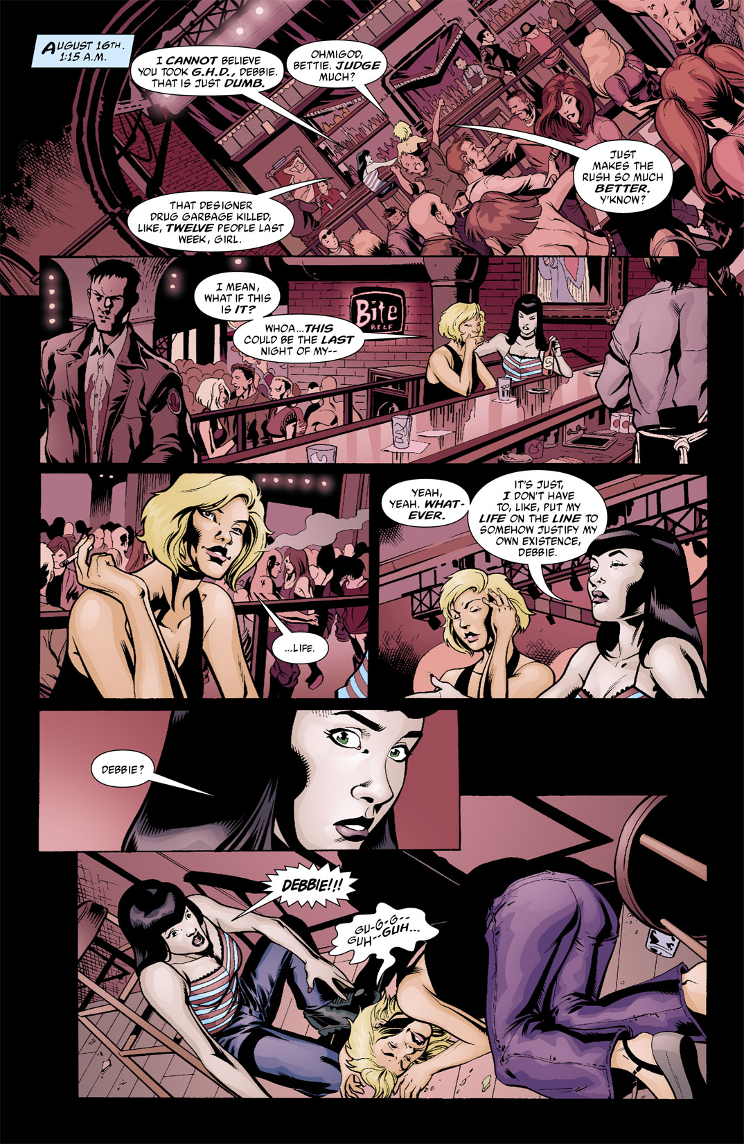 Detective Comics (1937) 790 Page 2