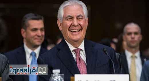 وزير الخارجية الأميركي: العلاقات الروسية الأميركية تزداد سوءا