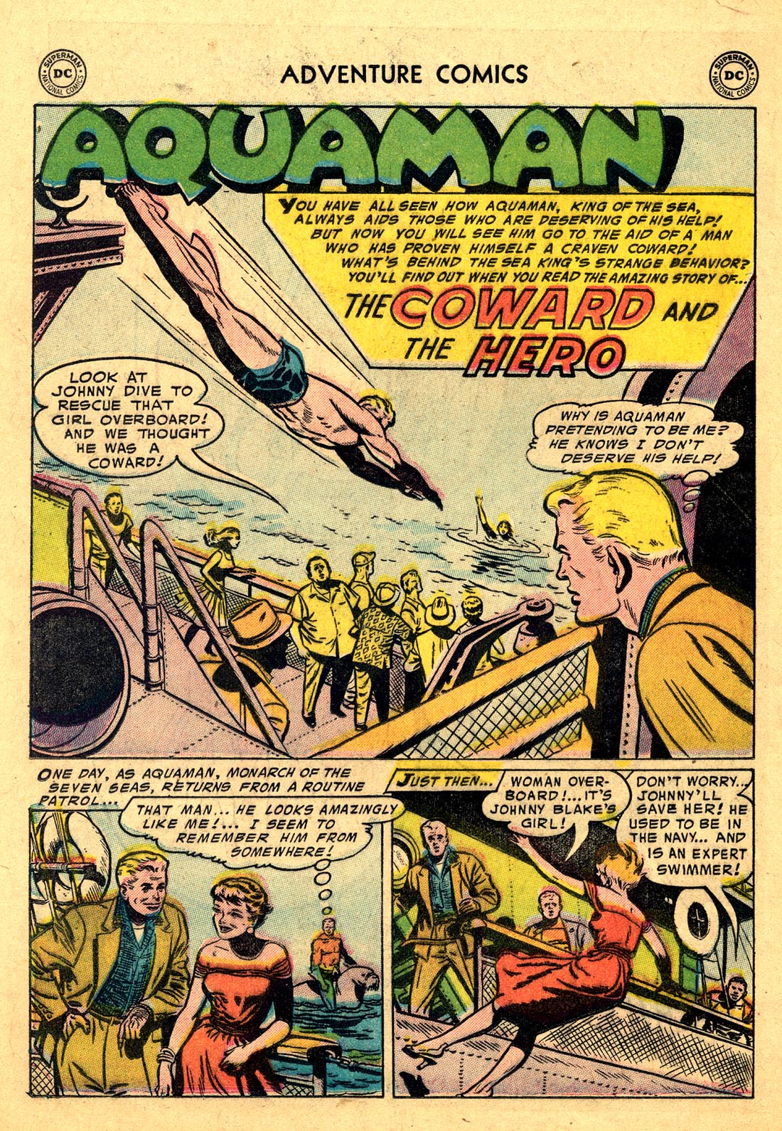 Read online Adventure Comics (1938) comic -  Issue #220 - 18