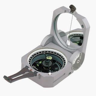 Toko Alat Ukur  kompas brunton 5010 USA, garansi1 thn