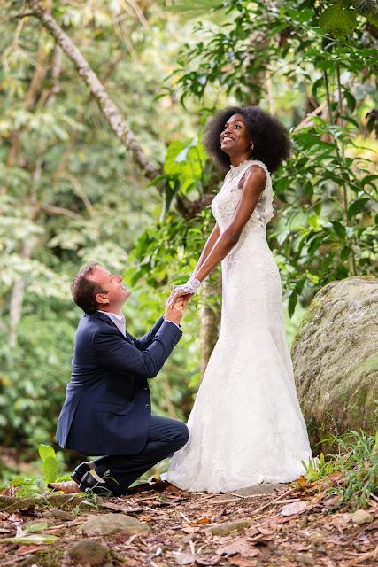 guadeloupe mariage à la rivière Corossol
