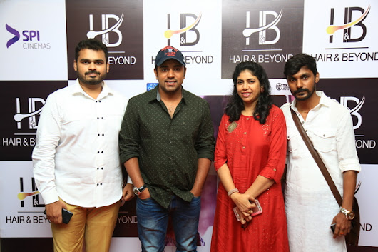Richie Movie Red Carpet Premiere held at Sathyam Cinemas