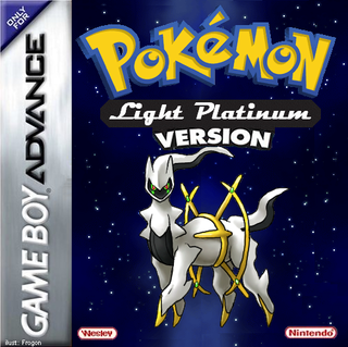 Pokémon Light Platinum [GBA] [Español] [MF+]