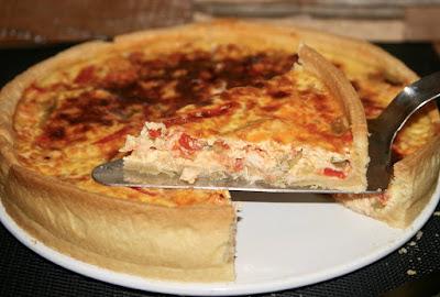 "alt=""tarte Basquaise"""