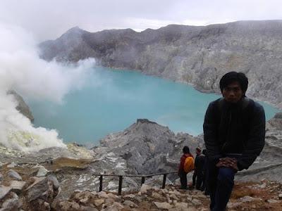 Paket Wisata Kawah Ijen Banyuwangi dari Malang