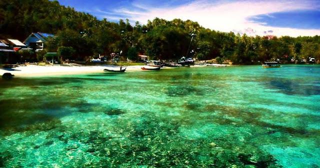 Pesona Diving Tempat Wisata di Pulau Weh Sabang ACEH