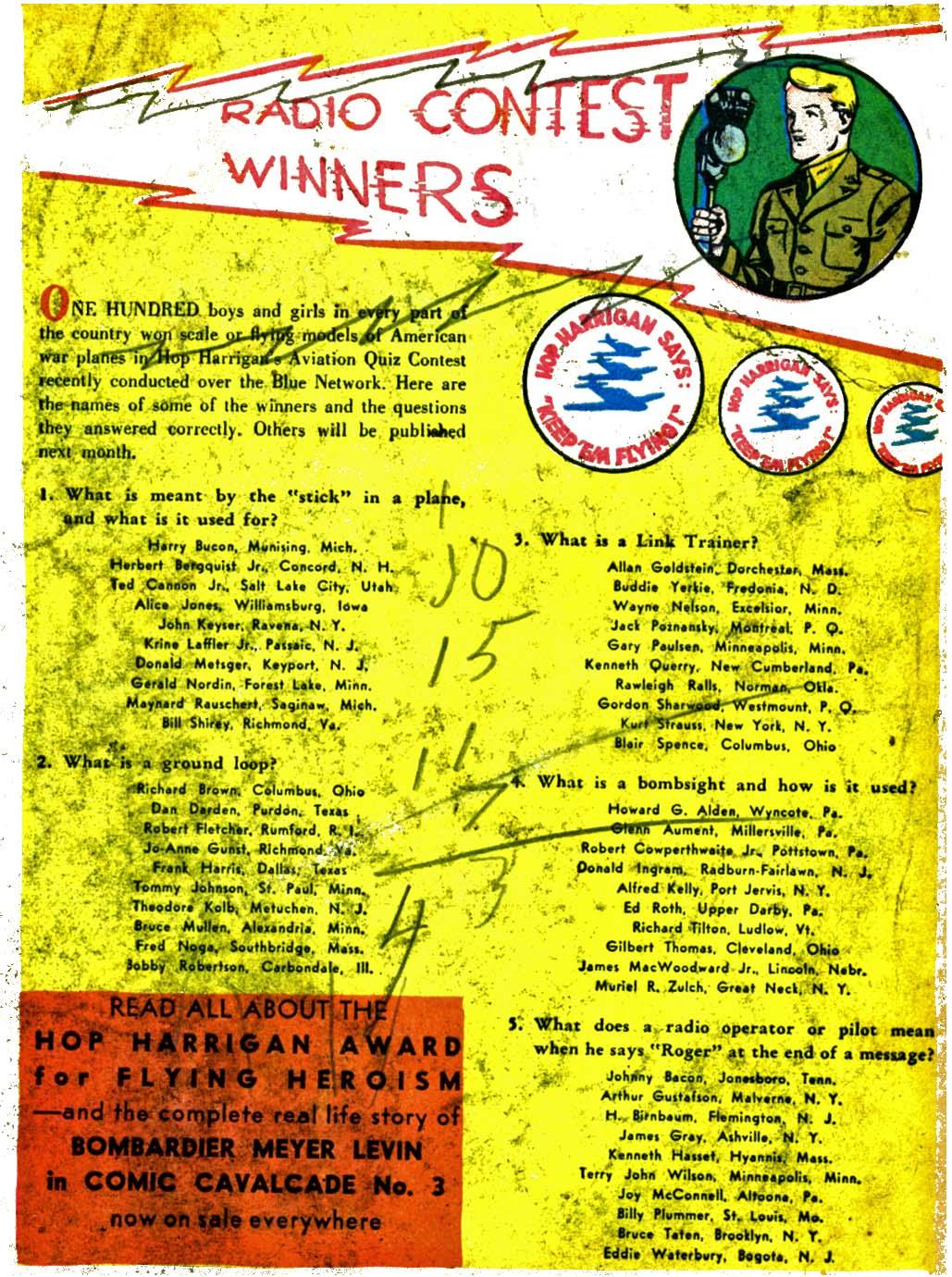 Read online All-American Comics (1939) comic -  Issue #52 - 57