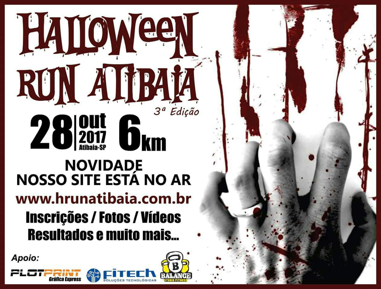 Halloween Run Atibaia