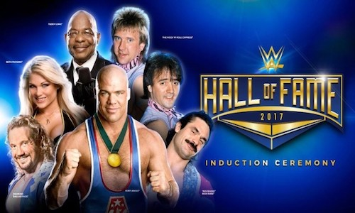 WWE Hall of Fame 2017