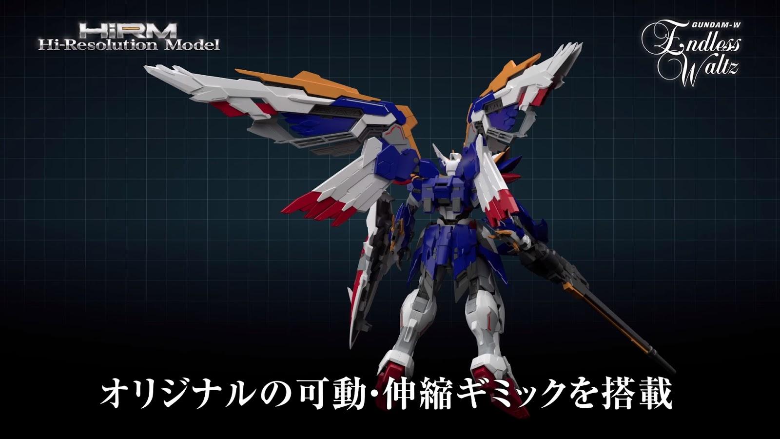 WING ZERO Gundam Paper craft