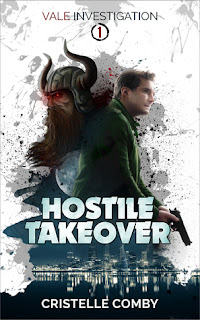 Hostile Takeover by Cristelle Comby