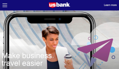 U.S. Bank - Make business travel easier