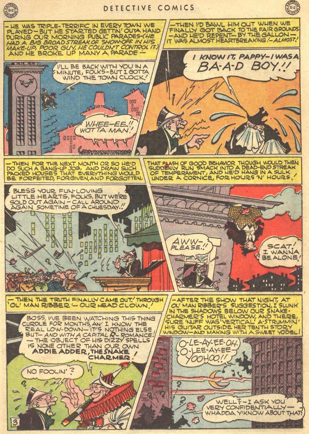 Read online Detective Comics (1937) comic -  Issue #104 - 19