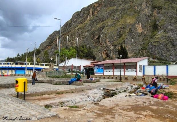 Huancavelica, sorgenti San Cristobal