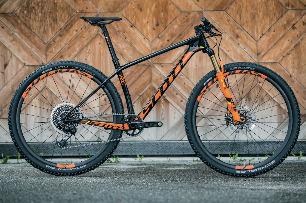 New Bikes Scott Spark And Scale For 2017 Arm Crank