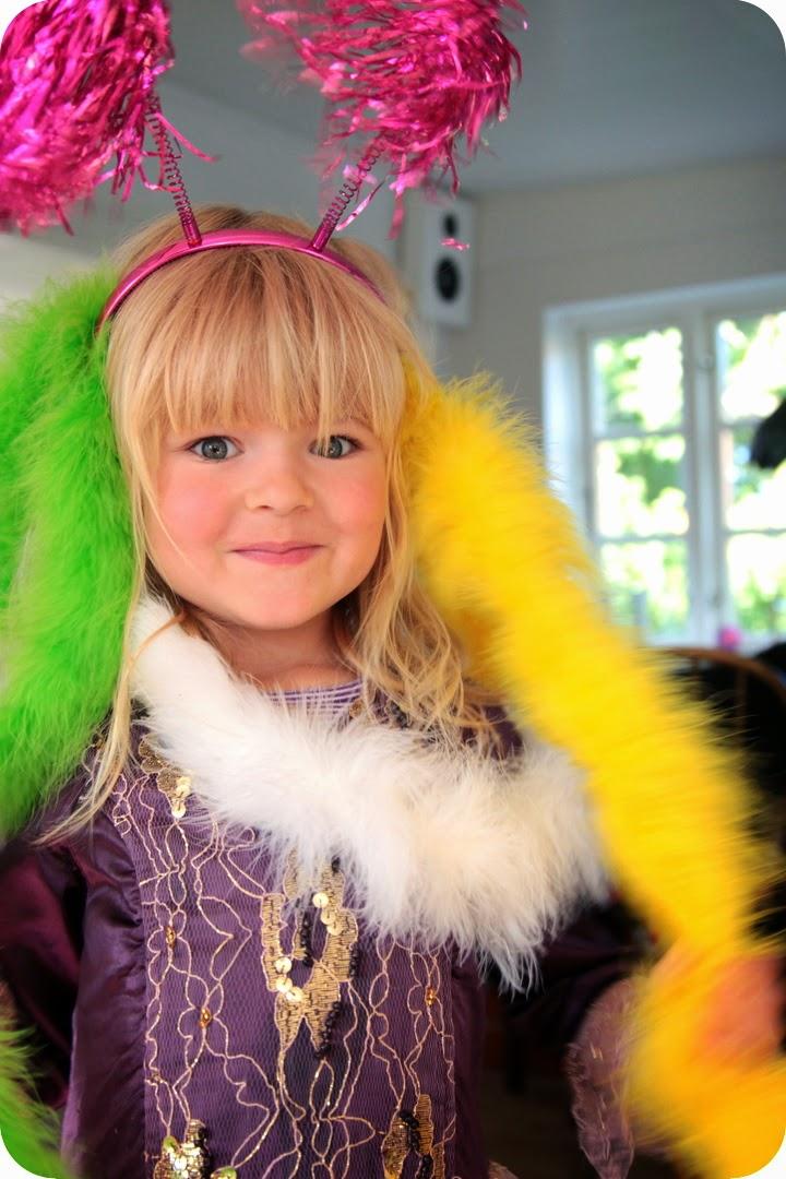 LaRaLiL: Fødselsdagsgave til en 5-årig?