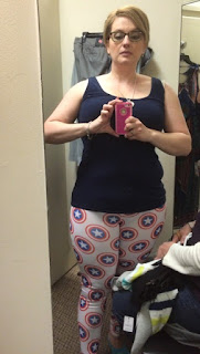 In Good Company: Captain America Leggings