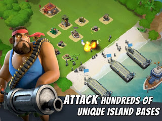 Boom Beach Mod Apk Unlimited Coins