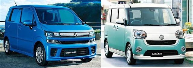 新型ワゴンR キャンバス 画像比較