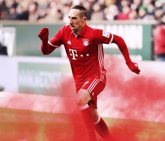 Terza Maglia FC Bayern München Franck Ribéry