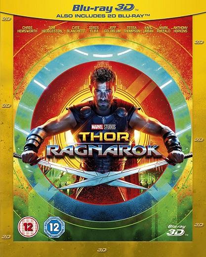Thor Ragnarok 3D [Latino]