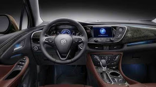 2017 Buick Envision Redesign2017