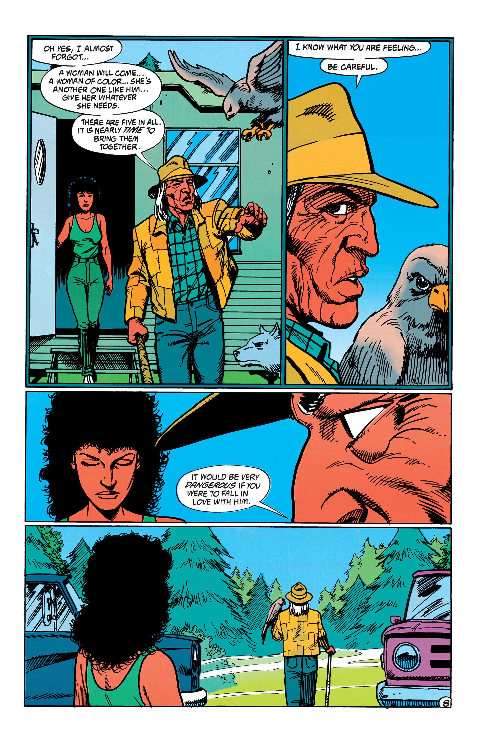 Read online Animal Man (1988) comic -  Issue #43 - 9
