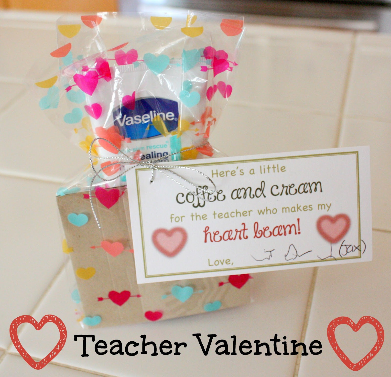 Bellies And Babies Teacher And Preschool Valentines