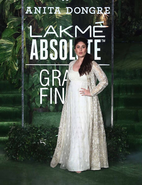 Lakme Fashion Week 2017 Anita Dongre Kareena Kapoor Khan