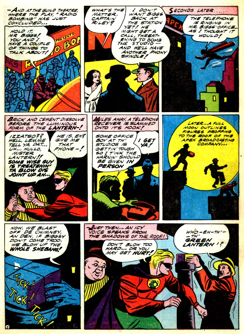 Read online All-American Comics (1939) comic -  Issue #39 - 7