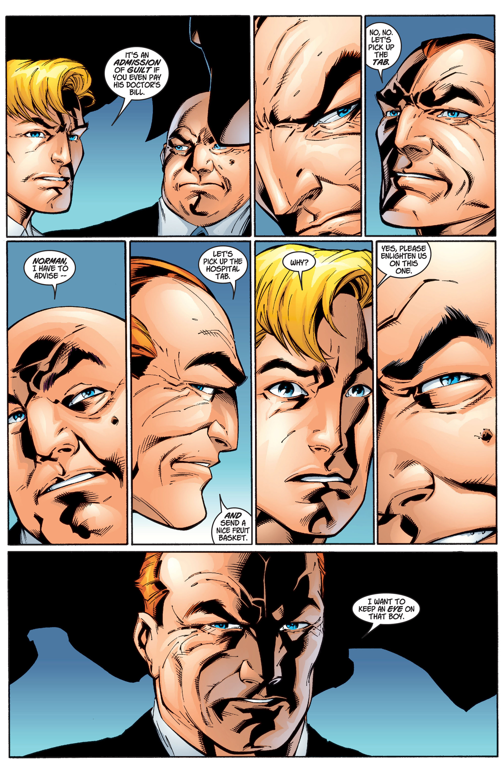 Read online Ultimate Spider-Man (2000) comic -  Issue #1 - 26