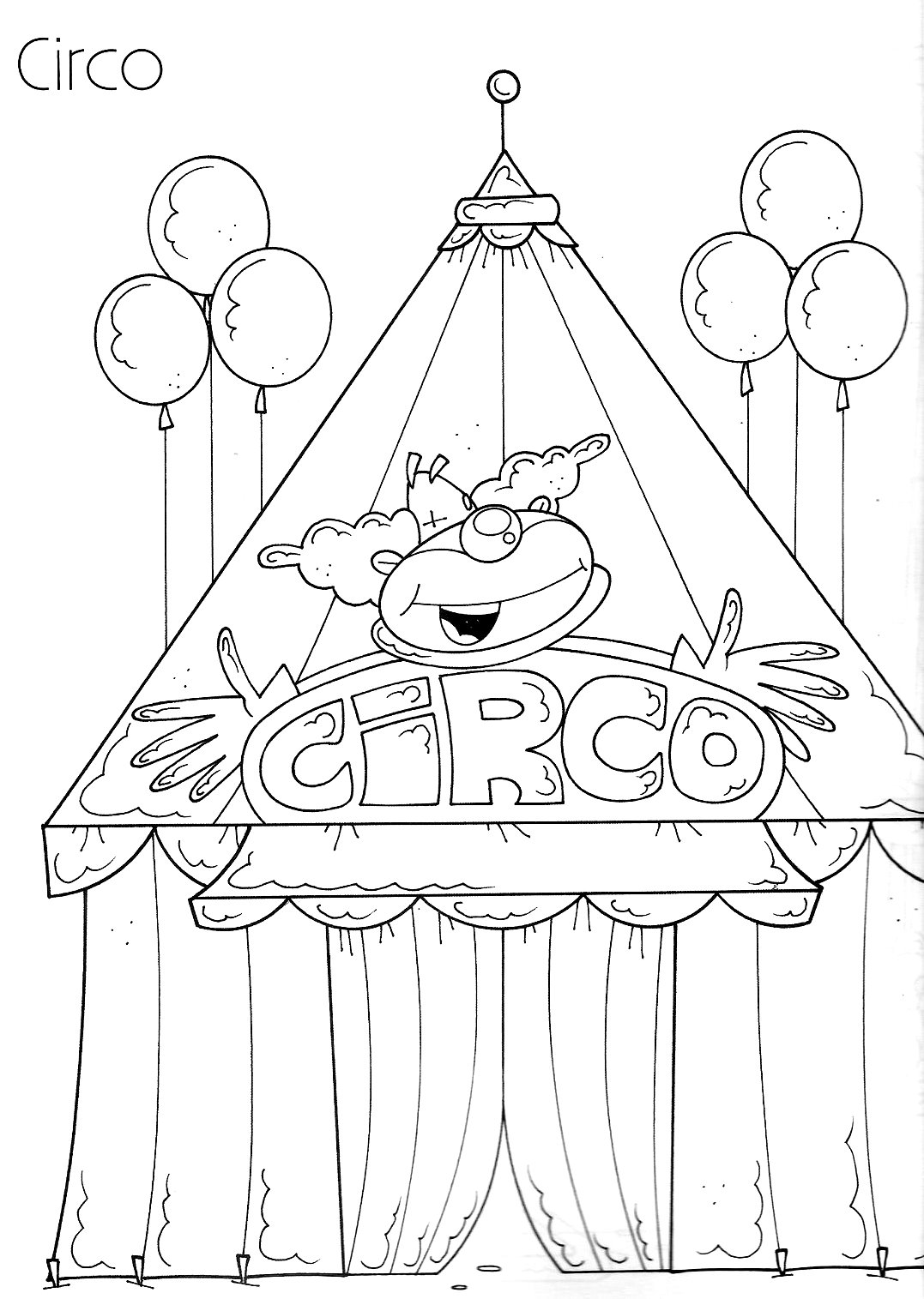 27 De Marco Dia Do Circo