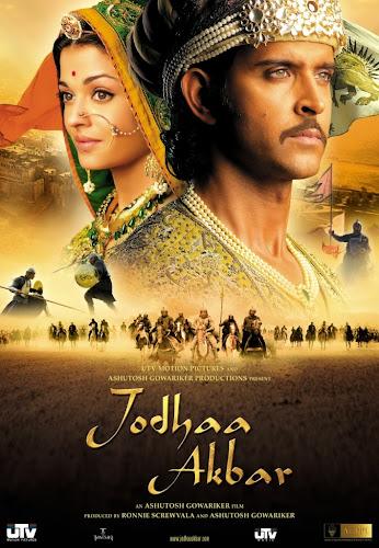 Jodhaa Akbar (2008) Movie Poster