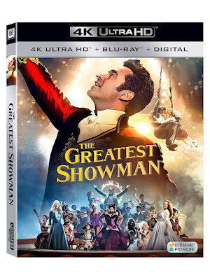 The Greatest Showman 4K Ultra HD