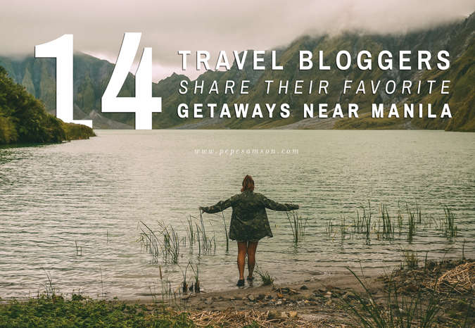 14 Travel Bloggers Share Their Favorite Getaways Near Manila (with Budget and Splurge Options!)