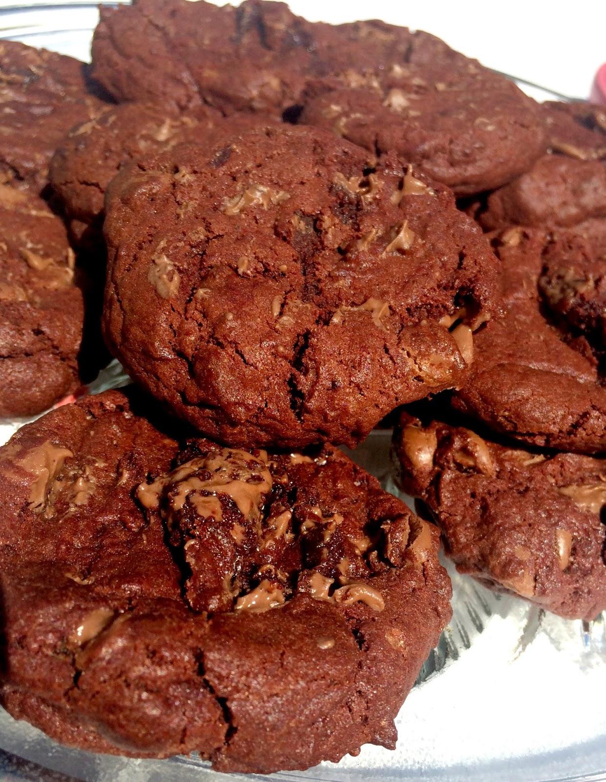 Red velvet cookie recipe