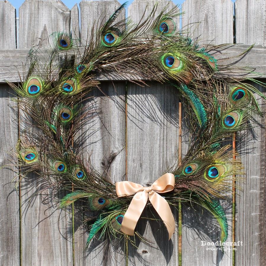 Peacock Home Decor