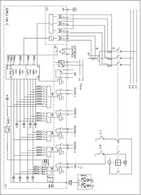 מתנה: Setting dan Wiring Relay ABB Tipe SPAJ 140C